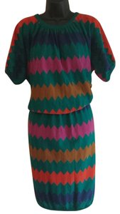 Missoni short dress Made In Italy Vintage on Tradesy