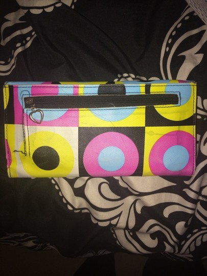 Nordstrom Boutique Style Neon Wallet