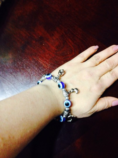 Other Evil Eye Bracelet With Charms