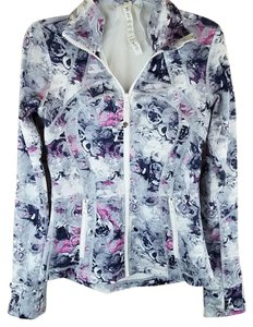 Lululemon NWOT LULULEMON NEW DEFINE JACKET FLORAL MMBB MOODY MIRAGE SIZE 6