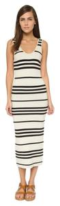 Beige and black Maxi Dress by Alice + Olivia