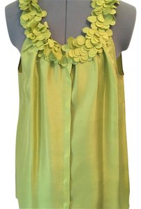 J.Crew Top Lime green