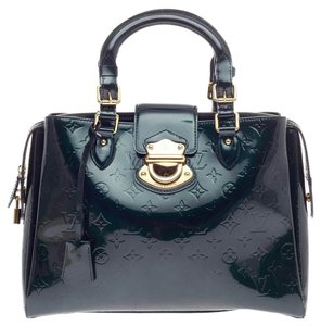 Louis Vuitton Vernis Tote in Blue