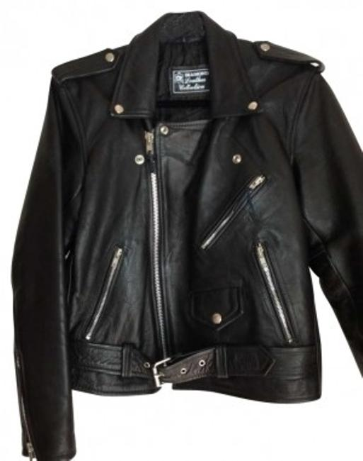 Preload https://item5.tradesy.com/images/diamond-leathers-zippered-size-8-m-175364-0-0.jpg?width=400&height=650