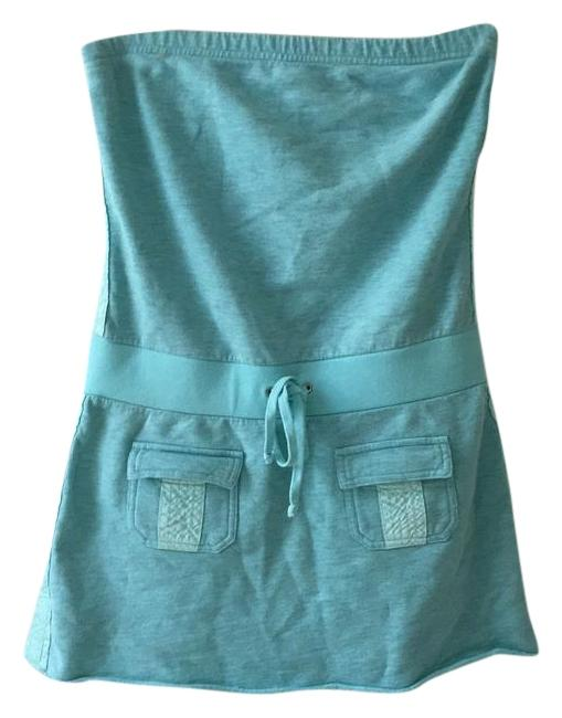 Item - Blue Heather Cover-up/Sarong Size 4 (S)