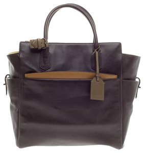 Reed Krakoff Leather Tote in Brown
