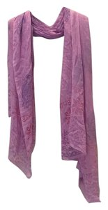 Other Sanskrit cotton scarf in purple