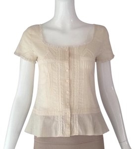 Jill Stuart Top cream