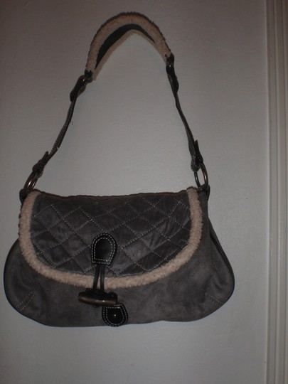 Preload https://item2.tradesy.com/images/old-navy-shoulder-gray-suede-leather-canvas-hobo-bag-1753766-0-0.jpg?width=440&height=440
