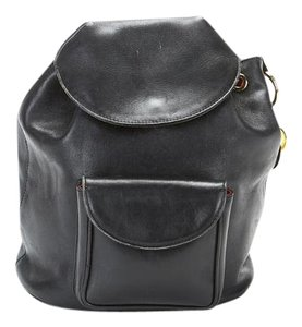 Dior Lady Leather Backpack