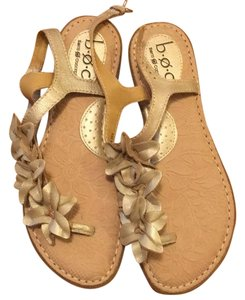Børn Concept Light brown Flats