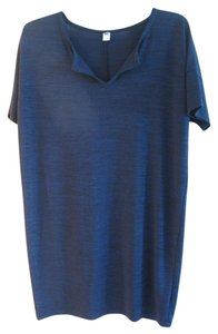 Old Navy short dress BLUE AND BLACK on Tradesy