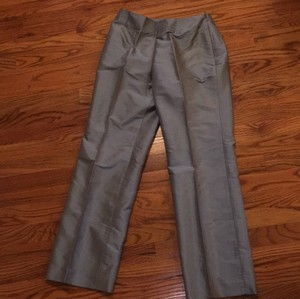 Talbots Straight Pants Blue/grey