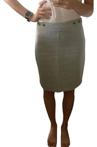J.Crew Skirt Light grey