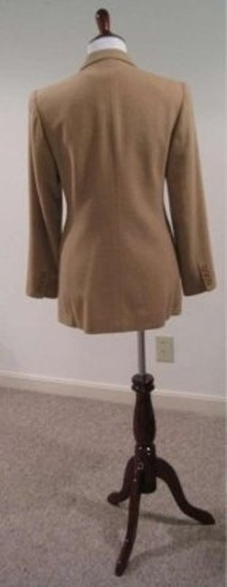 Brooks Brothers Work Classic Night Out Date Night Camel Blazer