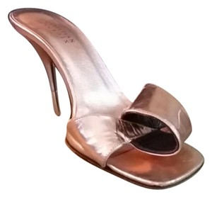 Christian Lacroix Rose gold and brown Formal