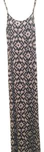 Black/white Maxi Dress by Forever 21