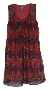 Alberto Makali short dress Multi on Tradesy