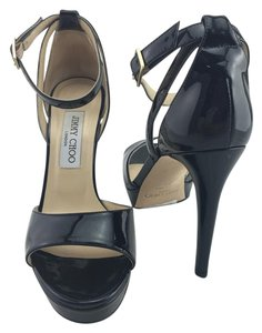 Jimmy Choo Strappy Sandal BLACK Sandals