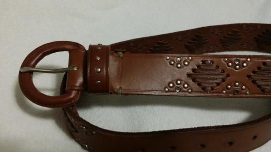 Abercrombie & Fitch Abercrombie & Fitch Brown Leather Belt