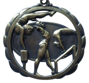 Like new gymnastics medal