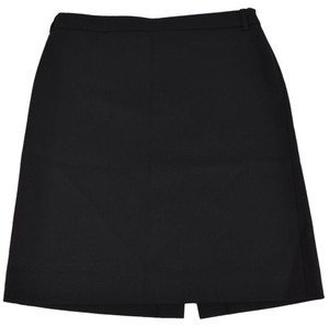 Saint Laurent Ysl Ysl Skirt Black
