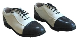 FootJoy Black and Ivory. Athletic