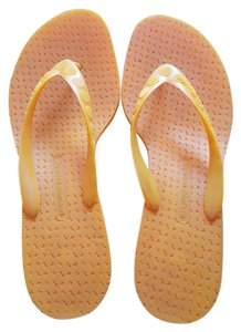 Sigerson Morrison Orange Sandals