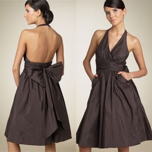 BCBGMAXAZRIA Brown - Dress