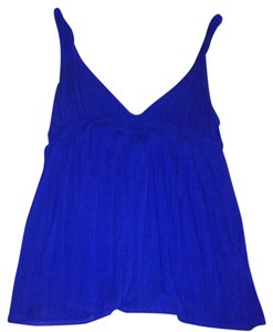 Frenzii Top Cobalt
