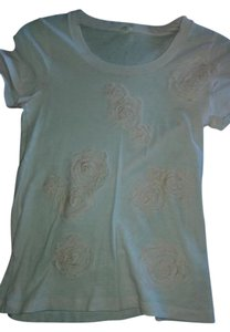 J.Crew Blush Summer Casual T Shirt Blush/Light Pink