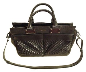 Rag & Bone Pebbled Studded Shoulder Bag