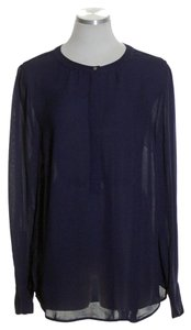 J.Crew Long Sleeve Woven Tunic