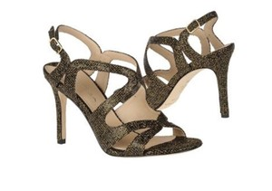 Via Spiga Bronze Sandals