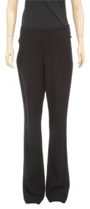 Gianfranco Ferre Straight Pants Black