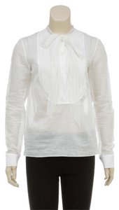 Nina Ricci Button Down Shirt White