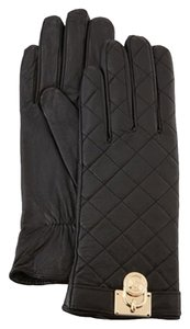 Michael Kors New With Tags MICHAEL KORS Quilted Leather Gloves