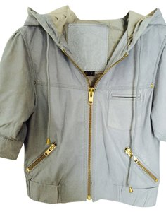 For Joseph Light Blue Jacket