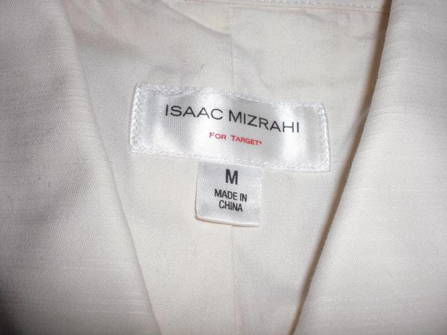 Isaac Mizrahi for Target Cream Jacket