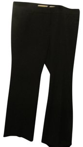 Michael by Michael Kors Trouser Pants black with pinstripe
