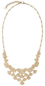 Stella & Dot Geneve Lace Bib Necklace