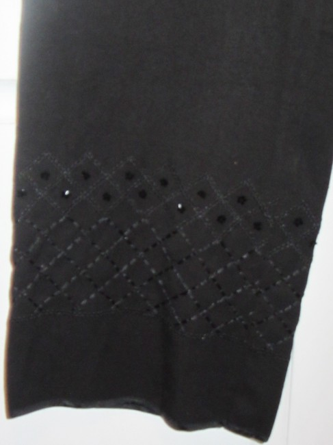 BCBGMAXAZRIA Relaxed Pants black
