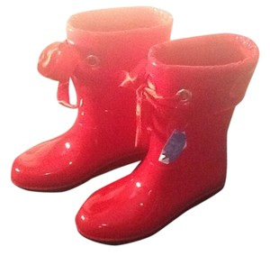 Igor Red Boots