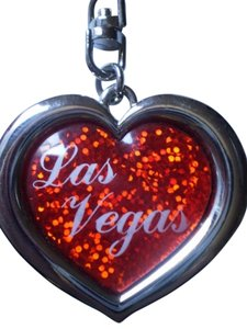 Other Like new Las Vegas heart key chain
