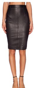 One Teaspoon Skirt Black