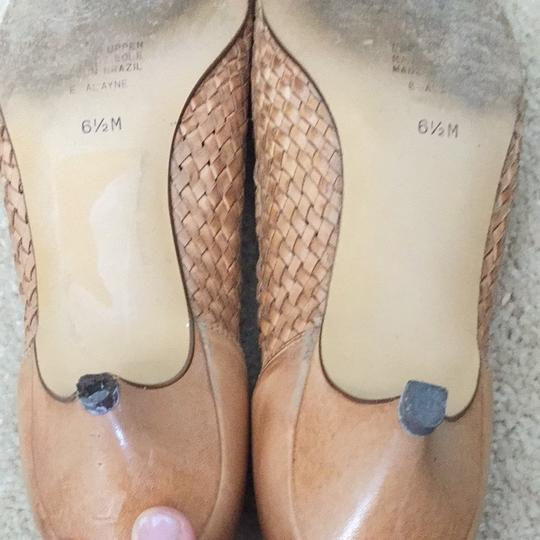 Nine West Chestnut Pumps
