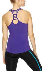 New Balance New Balance Women's Chai Tank Top L Deep Blue