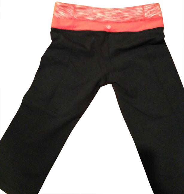 Preload https://img-static.tradesy.com/item/175593/lululemon-black-with-deep-orange-and-white-pattern-activewear-size-4-s-27-0-0-650-650.jpg