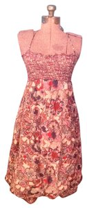 Liberty of London short dress Floral Target on Tradesy