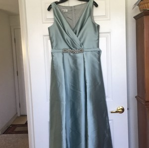 Dusty Aqua Dress